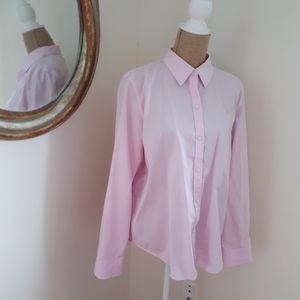 Lauren Ralph Lauren Pink Blouse